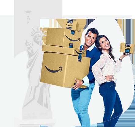 Hình ảnh sản phẩm được Amazon đóng gói