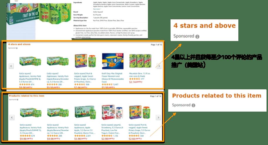 搜索結果頁面展示你的商品