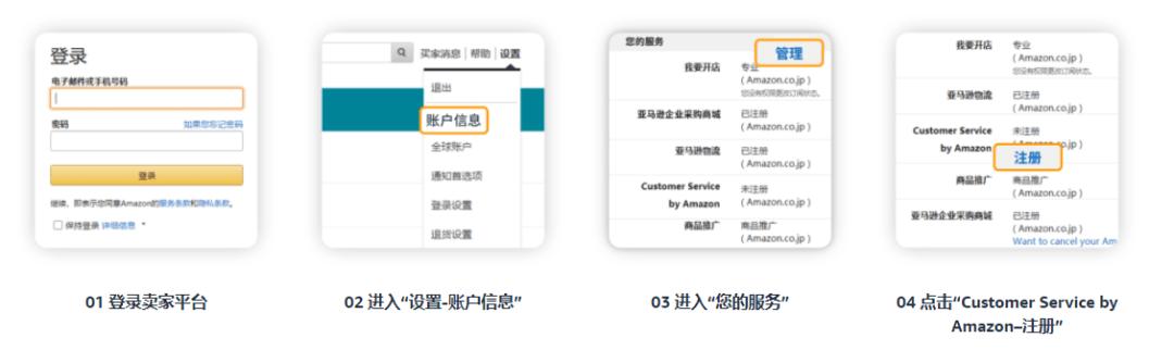 亚马逊自配送卖家退货政策更新!亚马逊自配送卖家退货流程_Amazon亚马逊