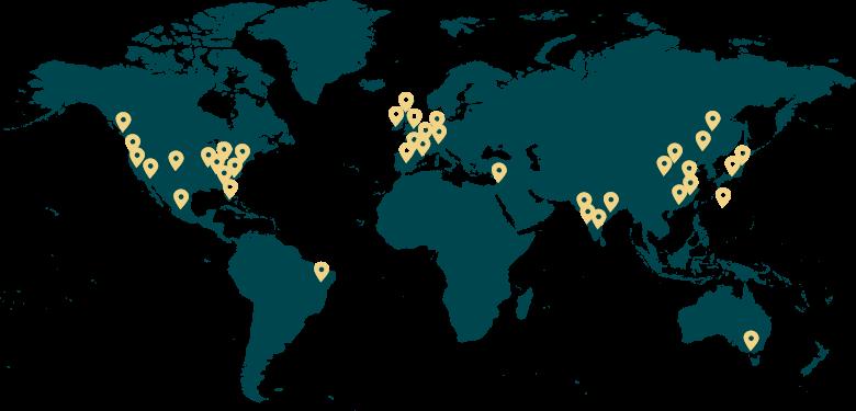 拓展全球业务
