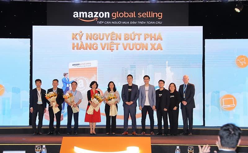 """Amazon Global Selling mở rộng hợp tác với Cục Thương mại điện tử và Kinh tế số (IDEA) và sáng kiến """"Kỷ nguyên bứt phá, Hàng Việt vươn xa"""" - 28/04/2021"""