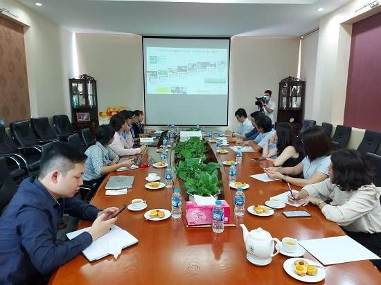 Hội nghị tập huấn kết nối doanh nghiệp tỉnh An Giang