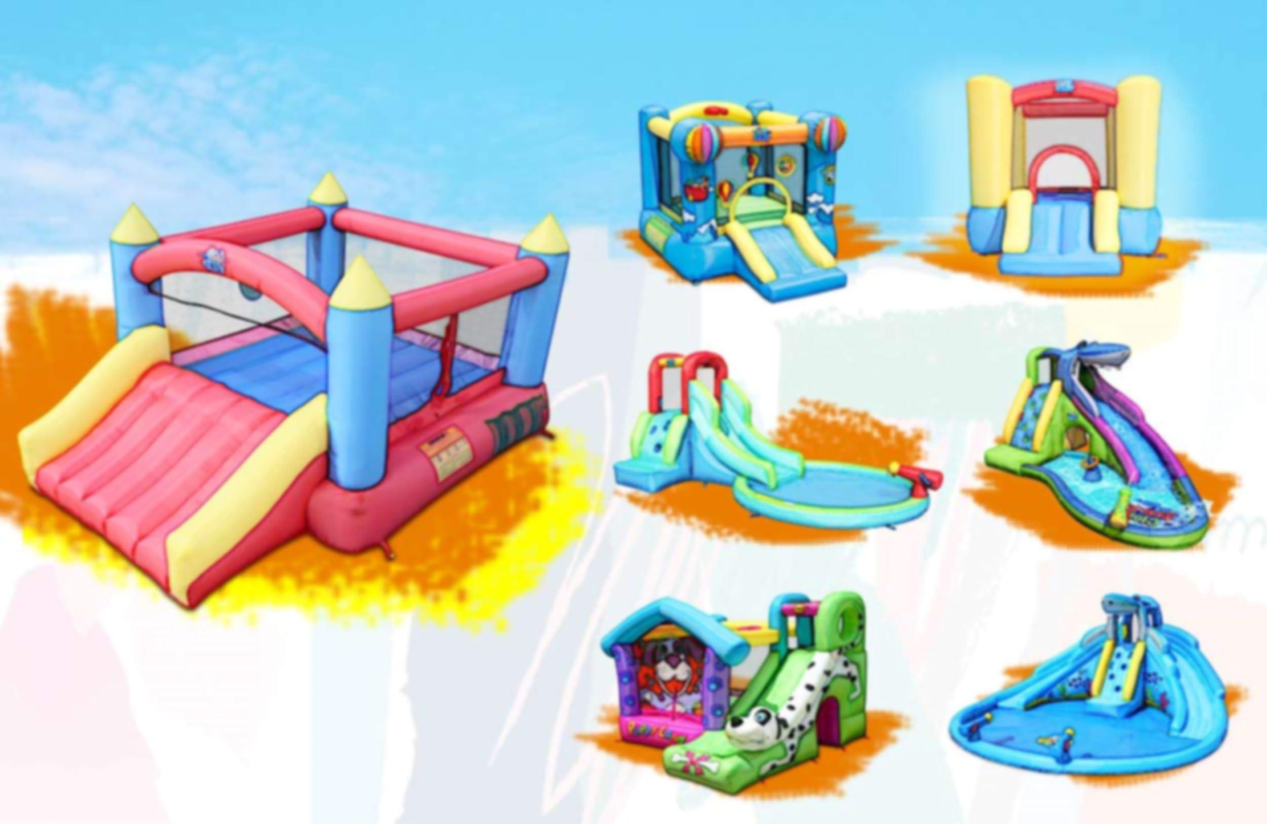 户外玩具品牌Action Air成功案例