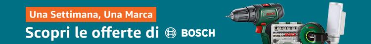 Bosch: One Brand. One Week