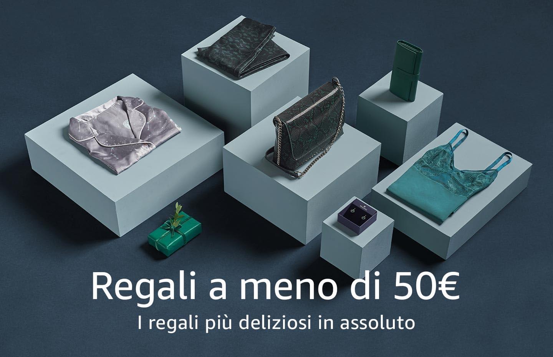 Regali a meno di 50€
