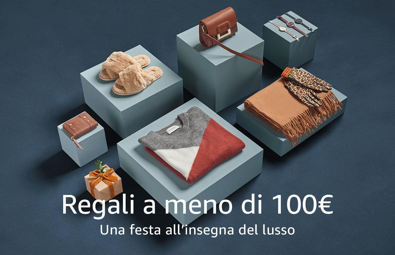 Regali a meno di 100€