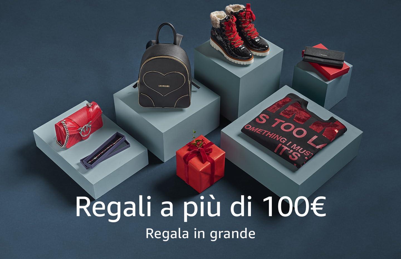 Regali a più di 100€