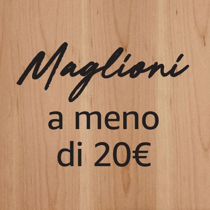 Maglioni a meno di 20€