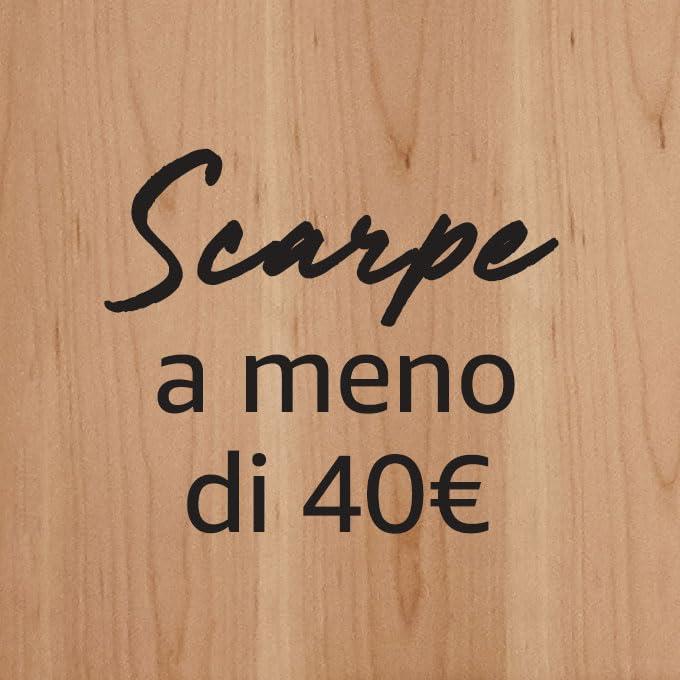 Scarpe a meno di 40€