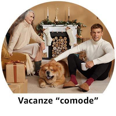 "Vacanze ""comode"""