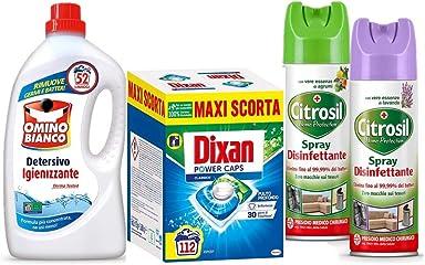 Scopri le offerte sui prodotti per la cura della casa!