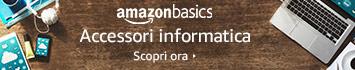 Accessori informatica AmazonBasics