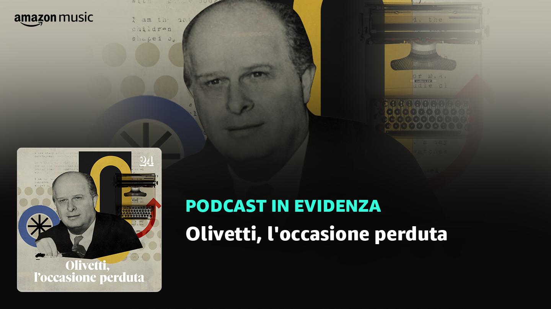 Olivetti, l'occasione perduta
