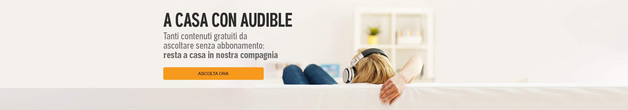 A casa con Audible