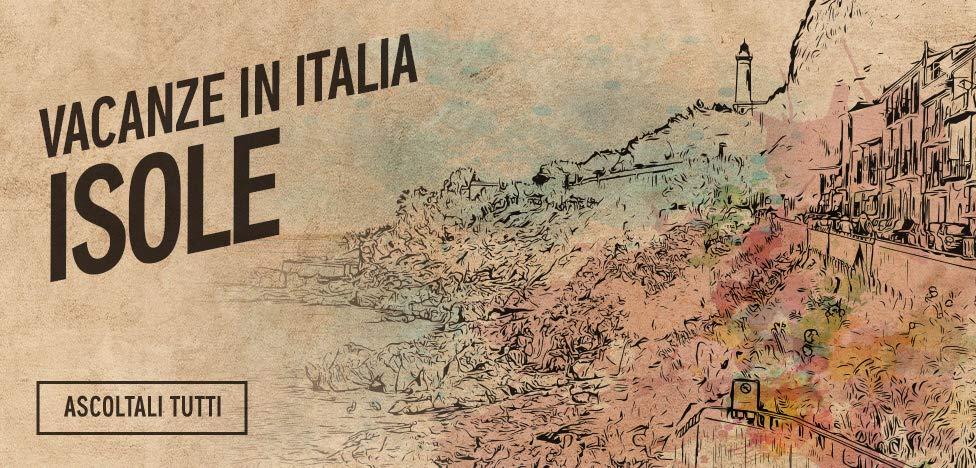 Vacanze in Italia - Isole