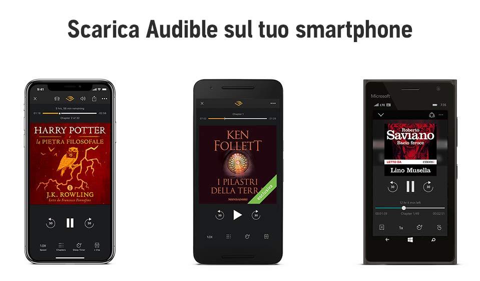 Scarica l'App sul tuo smartphone