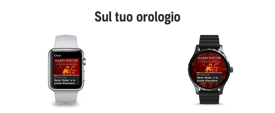 Scarica l'App sul tuo smart watch
