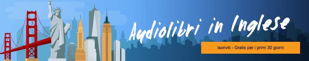 Audiolibri in Inglese