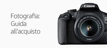Guida all'acquisto per gli appassionati di fotografia