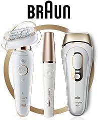 Scopri le offerte sui prodotti per l'epilazione femminile Braun