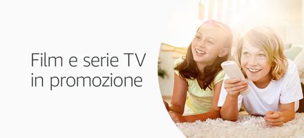 Film e serie TV in promozione