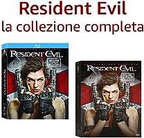 Resident Evil (Box Set)