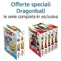 Dragon Ball Z, Dragon Ball GT - Serie Complete [Esclusiva Amazon] in promozione