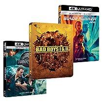 Offerte speciali Black Friday Universal: Steelbook e 4K