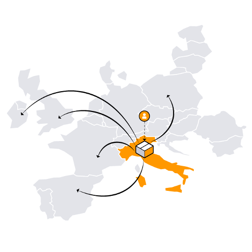 Rete Logistica Europea