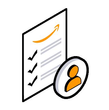 Sélectionnez l'option « Expédié par Amazon »