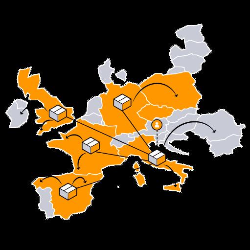 Programma Paneuropeo di Logistica di Amazon