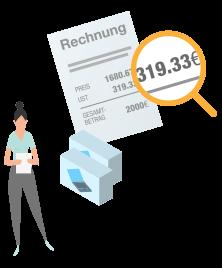 So fordern Sie Umsatzsteuer für Betriebsausgaben (Vorsteuer) zurück