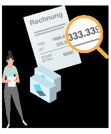 So fordern Sie Umsatzsteuer für Betriebsausgaben (Vorsteuer) zurück 3