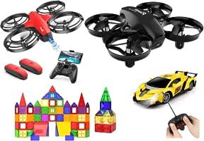 Giochi, giocattoli e droni!