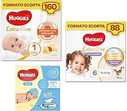 Scopri una speciale offerta sui prodotti Huggies