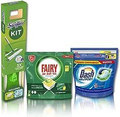 Scopri le offerte sui prodotti per la cura della casa