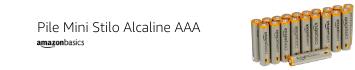 Pile Mini Stilo Alcaline AAA