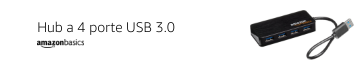 Hub a 4 porte USB 3.0
