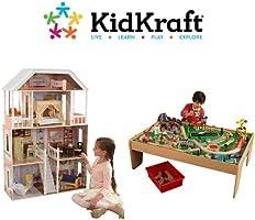 Fino al -30% su uset da gioco Kidkraft