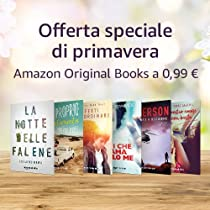 Amazon Original Books a 0,99 euro l'uno