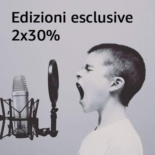 Promozione CD: 2 al 30% di sconto