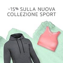 -15% sulla nuova collezione Sport