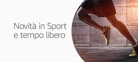 Novità in promozione in Sport e tempo libero