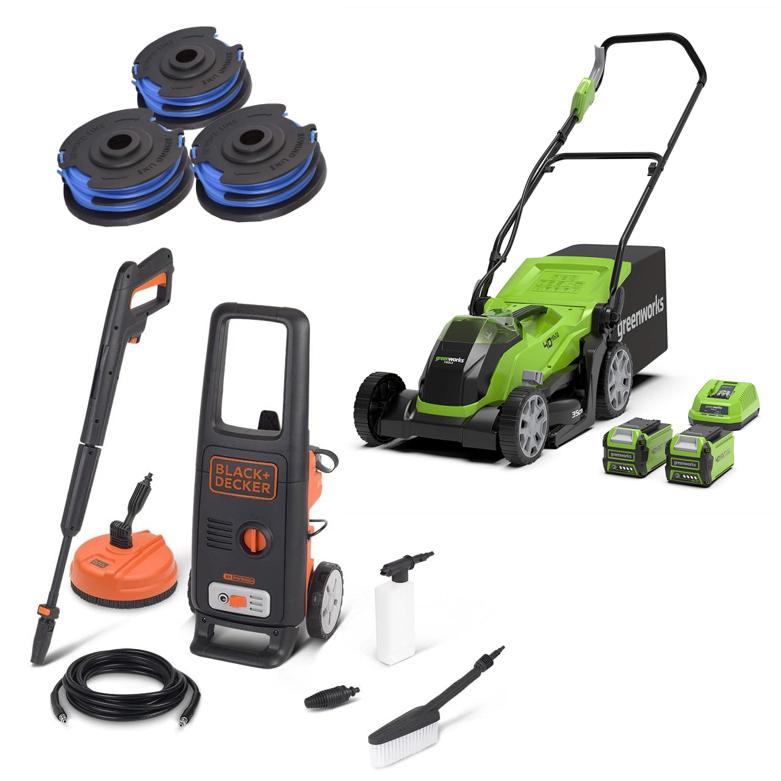 Offerte su prodotti per giardinaggio e pulizia