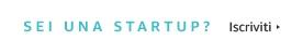 Sei una Startup?
