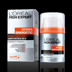 Crema viso, antifatica, crema idratante, lunga durata, Vitamina C, 24 ore, segni fatica