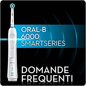 Oral-B Pro 6000 Cross Action Spazzolino Elettrico