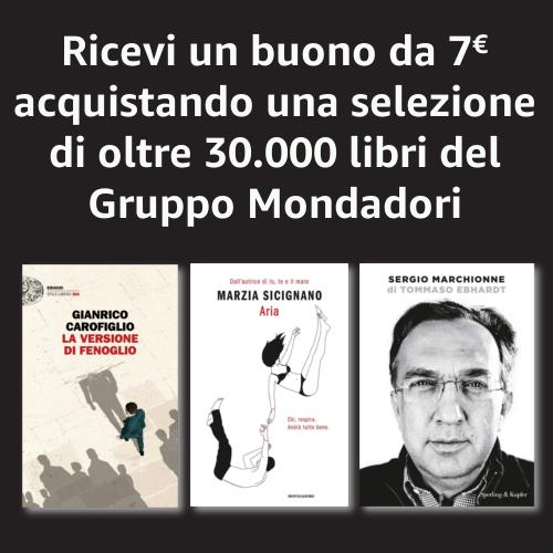 Oltre 30.000 titoli del Gruppo Mondadori