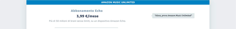amazon music £3 99 echo