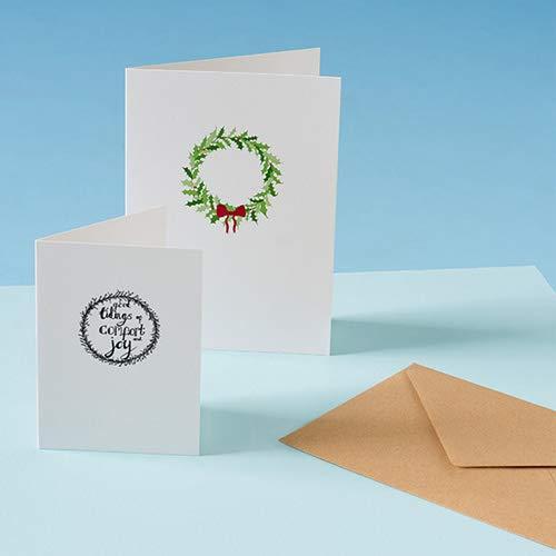 Cartoline di Natale e confezioni regalo